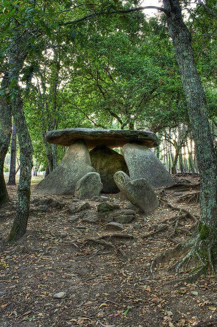 dolmen de Axeitos