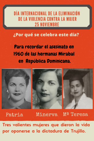 Hermanas Mirabal